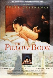 The Pillow Book movie in Ken Mitsuishi filmography.