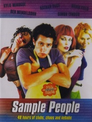 Sample People is the best movie in Kylie Minogue filmography.