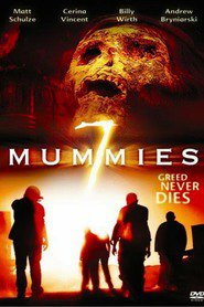 Seven Mummies movie in Danny Trejo filmography.