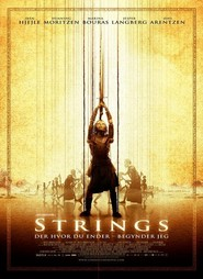 Strings movie in James McAvoy filmography.