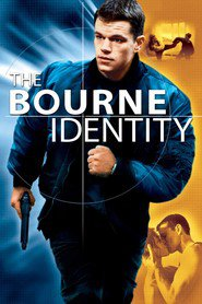 The Bourne Identity movie in Matt Damon filmography.