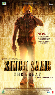 Singh Saab the Great movie in Dharmendra filmography.