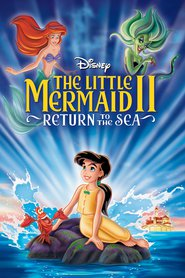The Little Mermaid II: Return to the Sea movie in Buddy Hackett filmography.