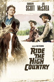 Ride the High Country movie in Edgar Buchanan filmography.
