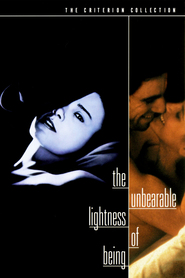 The Unbearable Lightness of Being movie in Stellan Skarsgard filmography.