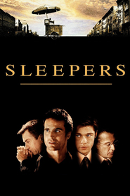Sleepers movie in Brad Pitt filmography.