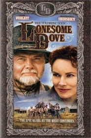 Return to Lonesome Dove movie in Reese Witherspoon filmography.