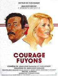 Courage fuyons movie in Philippe Leroy filmography.