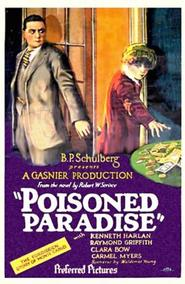 Poisoned Paradise movie in Victor Varconi filmography.
