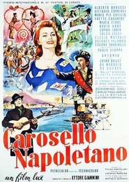 Carosello napoletano movie in Paolo Stoppa filmography.