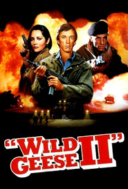 Wild Geese II is the best movie in Edward Fox filmography.