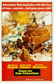 La bataille de San Sebastian movie in Anthony Quinn filmography.