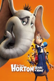 Horton Hears a Who! movie in Will Arnett filmography.