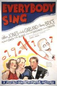 Everybody Sing movie in Judy Garland filmography.