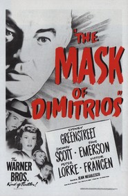 The Mask of Dimitrios movie in Steven Geray filmography.