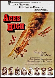 Aces High movie in Trevor Howard filmography.