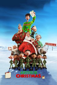 Arthur Christmas movie in James McAvoy filmography.