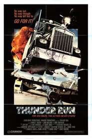 Thunder Run movie in John Ireland filmography.