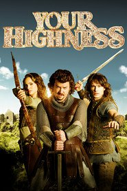 Your Highness is the best movie in Toby Jones filmography.