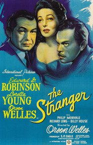 The Stranger movie in Orson Welles filmography.