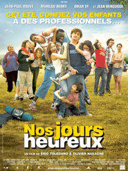 Nos jours heureux movie in Omar Sy filmography.