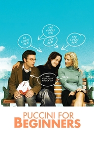 Puccini for Beginners movie in Elizabeth Reaser filmography.