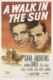 A Walk in the Sun movie in John Ireland filmography.