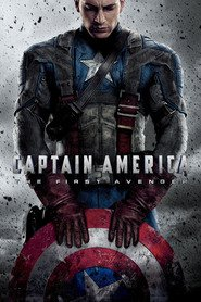 Captain America: The First Avenger movie in Chris Evans filmography.