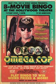 Omega Cop movie in Adam West filmography.
