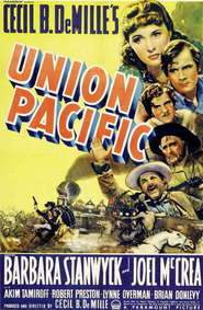 Union Pacific movie in Anthony Quinn filmography.