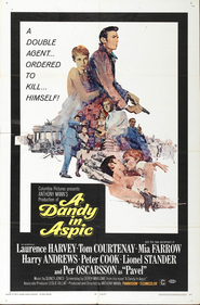 A Dandy in Aspic movie in Laurence Harvey filmography.