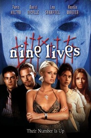 Nine Lives movie in Lex Shrapnel filmography.