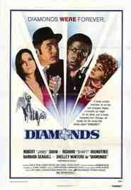 Diamonds movie in Shelley Winters filmography.