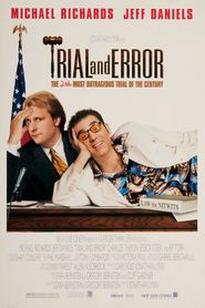 Trial and Error movie in Charlize Theron filmography.