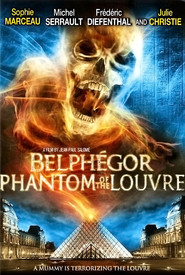 Belphegor - Le fantome du Louvre movie in Sophie Marceau filmography.
