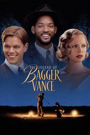 The Legend of Bagger Vance movie in Matt Damon filmography.