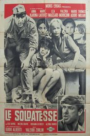 Le soldatesse movie in Mario Adorf filmography.
