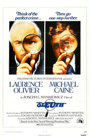 Sleuth movie in Michael Caine filmography.