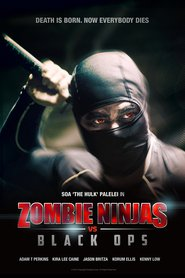 Zombie Ninjas vs Black Ops is the best movie in Kira Caine filmography.