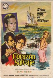 Corazon salvaje movie in Antonio Bravo filmography.