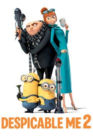 Despicable Me 2 movie in Kristen Wiig filmography.