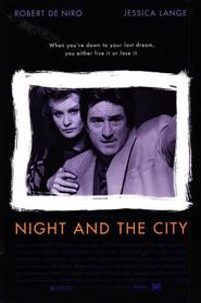 Night and the City movie in Robert De Niro filmography.