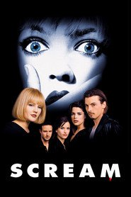 Scream movie in Drew Barrymore filmography.
