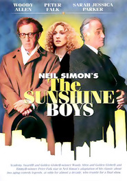 The Sunshine Boys movie in Sarah Jessica Parker filmography.