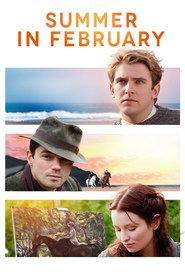 Summer in February movie in Dan Stevens filmography.