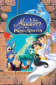 Aladdin and the King of Thieves movie in Jim Cummings filmography.