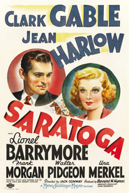 Saratoga is the best movie in Jonathan Hale filmography.