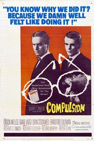 Compulsion movie in Orson Welles filmography.
