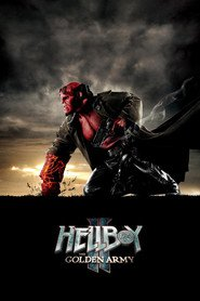 Hellboy II: The Golden Army movie in John Hurt filmography.