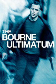 The Bourne Ultimatum movie in Matt Damon filmography.